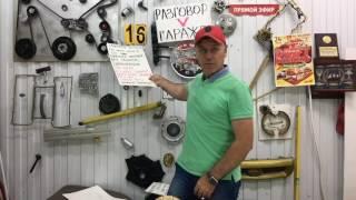 РАЗГОВОР V ГАРАЖЕ Выпуск № 16, ПРО DRIFT WEEKEND 24 июня