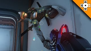 Overwatch Funny & Epic Moments 50 - LOL WTF?! - Highlights Montage