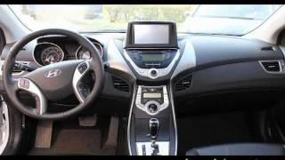 Первый в России видео обзор Hyundai Avante смотреть