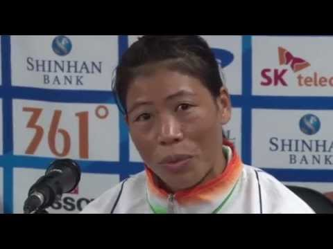 sarita refuses medal at asian dating