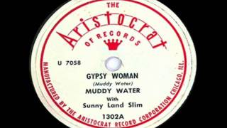 Watch Muddy Waters Gypsy Woman video