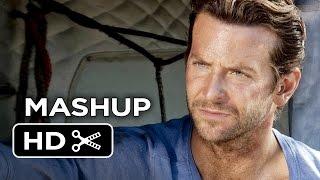 Ultimate Bradley Cooper Movie Mashup (2015) HD
