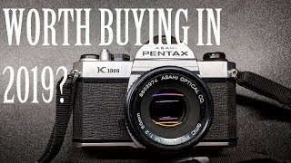 pentax K1000 In 2019, Still Worth It?