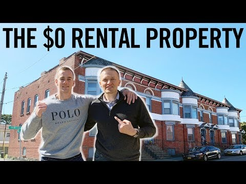 How He Bought A $1 Million Dollar Property For $0