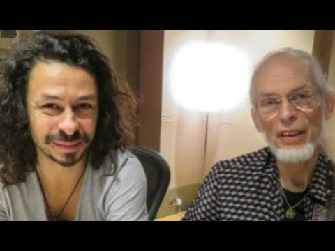 """Steve Howe from YES new song """"Nexus"""" collaboration w/late son Virgil Howe"""