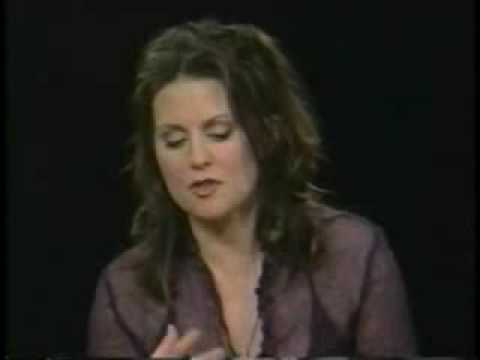 Megan Mullally Interview WAG part 01
