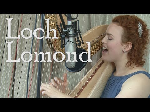 Loch Lomond - HARP / VOICE (Christy-Lyn)