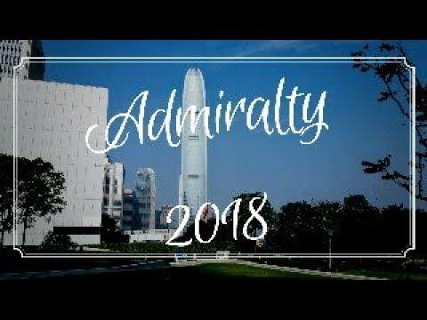 Admiralty Hong Kong in Memories 2018 ( teman sedang belajar Nunchaku )