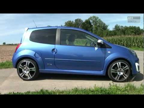 renault twingo gordini rs testbericht autoscout24 youtube. Black Bedroom Furniture Sets. Home Design Ideas