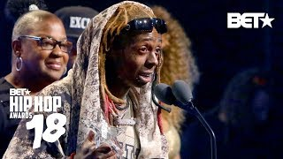 lil wayne s near death experience   hip hop awards 2018