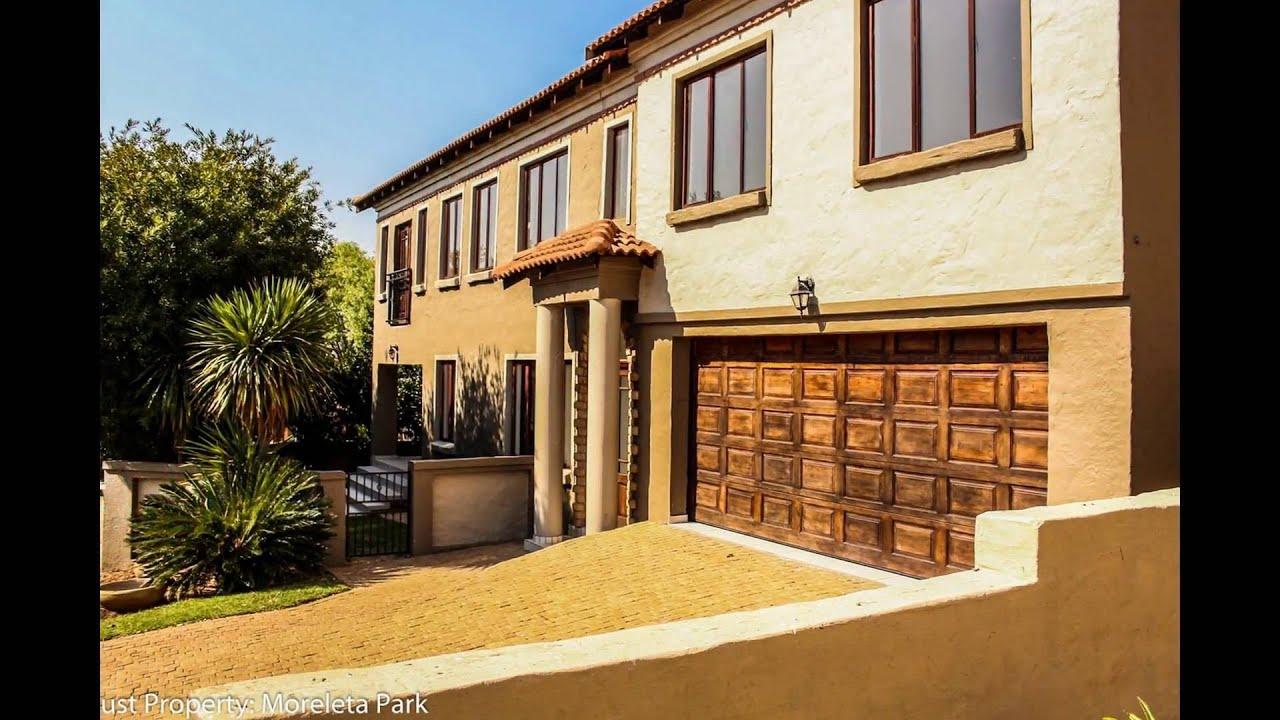 3 Bed House W Flatlet For Sale In Moreleta Park Pretoria Gauteng South Africa
