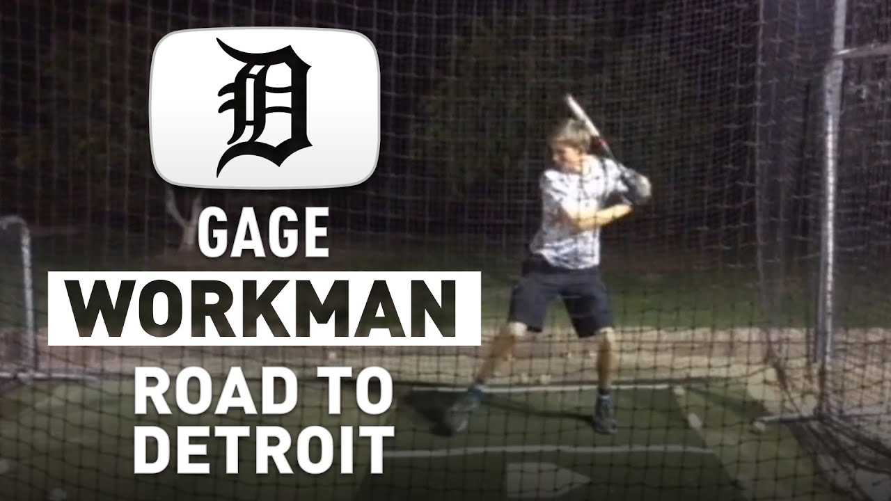 Road to Detroit: Gage Workman