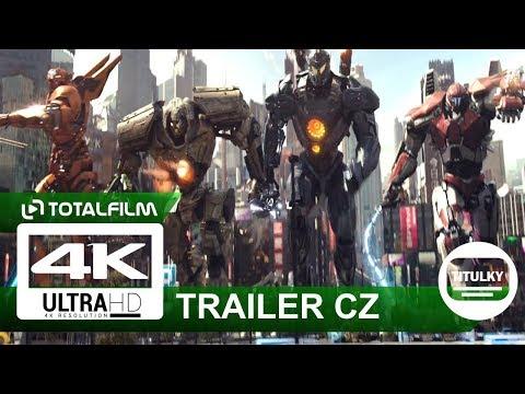 Pacific Rim: Povstání (2018) CZ 4K HD trailer