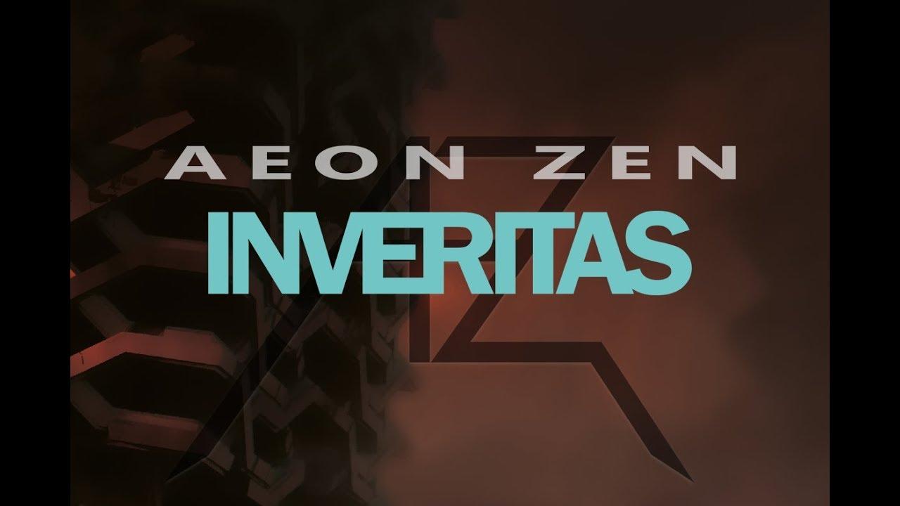 AEON ZEN - INVERITAS (Featuring Vadim Pruzhanov from DragonForce) Official Lyric Video #1