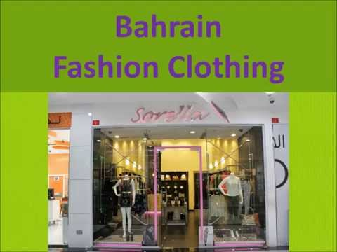 Bahrain Fashion, Clothing Brands and Designers
