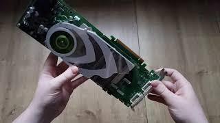 Retro Unboxing | Nvidia Quadro…