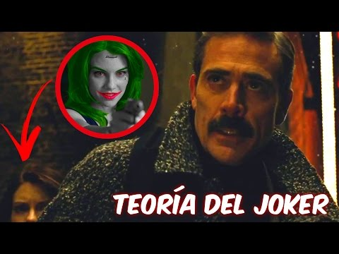 TEORÍA DEL JOKER | DC COMICS | IMPRESIONANTES TEORÍAS DC FILMS