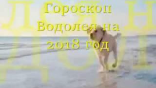 Гороскоп Водолея на 2018 год