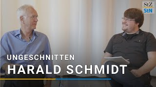 Harald Schmidt ungeschnitten: Das ganze Interview