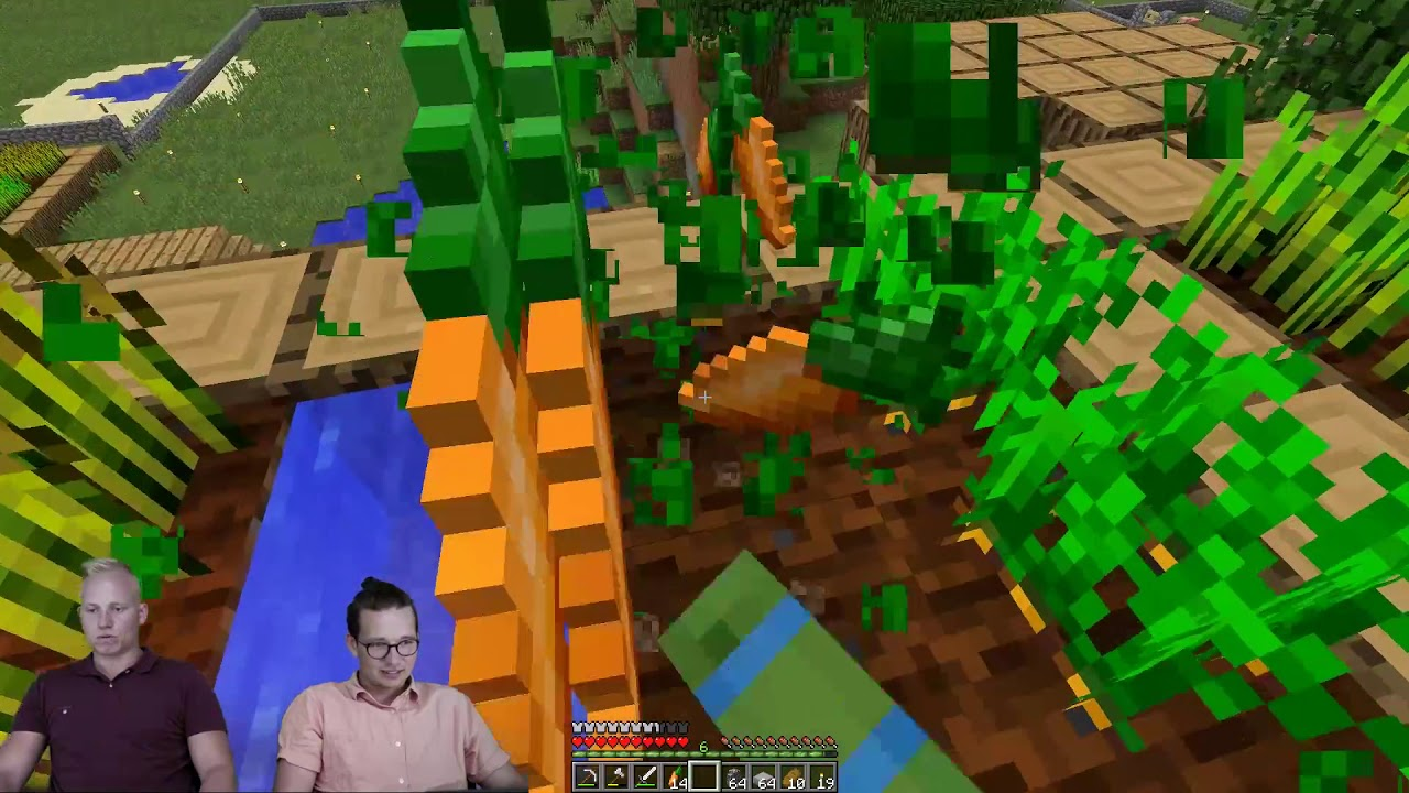 HYDR eSport | Minecraft Survival | En ny verden E08