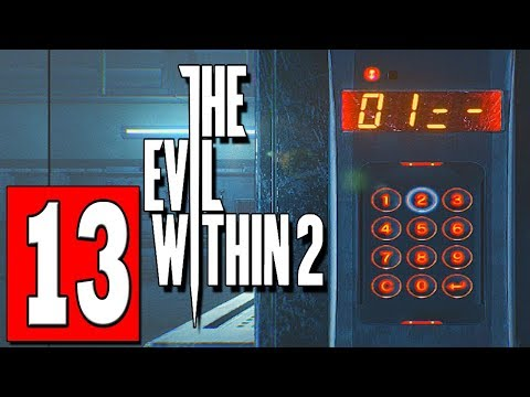 THE EVIL WITHIN 2 Walkthrough Part: CHAPTER 11 RECONNECTING - CHIP CODE