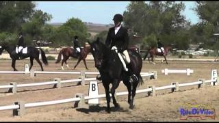 315D Britt Roden Novice Horse Dressage Twin Rivers Spring Event April 2013