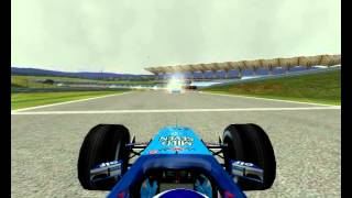 Malaysian Grand Prix 2001 Sepang full Race Formula 1 Season Mod F1 Challenge 99 02 game year F1C 2 GP 4 3 World Championship 2013 2014 2015 201626 17 062 3
