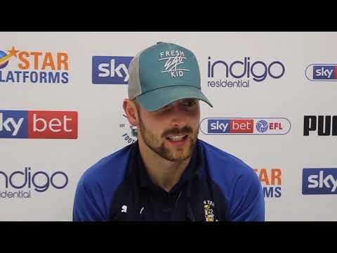 Danny Hylton on his comeback from injury!