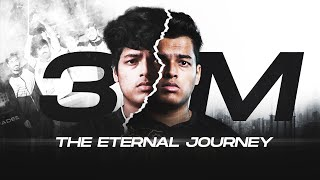 THE ETERNAL JOURNEY 🔥 | 3 MILLION SPECIAL | JONATHAN GAMING