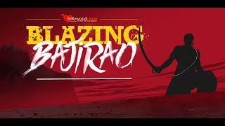 Blazing Bajirao Mastani Official Graghic Trailer