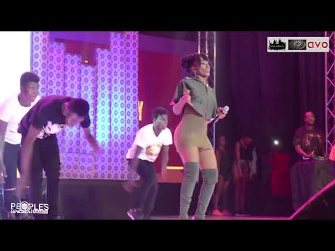 Ebony - Performance at GN Bank Peoples Award