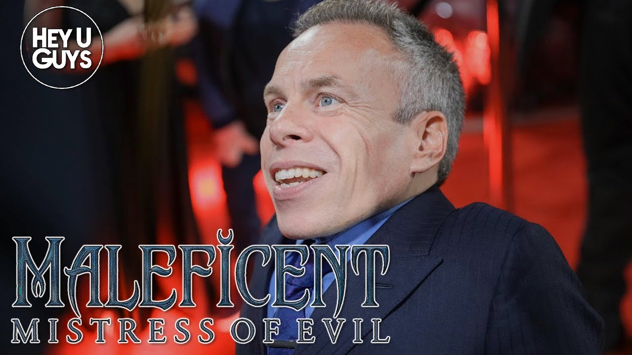 Warwick Davis On His Role In Maleficent 2 Mistress Of Evil And Willow Sequel Uk Premiere