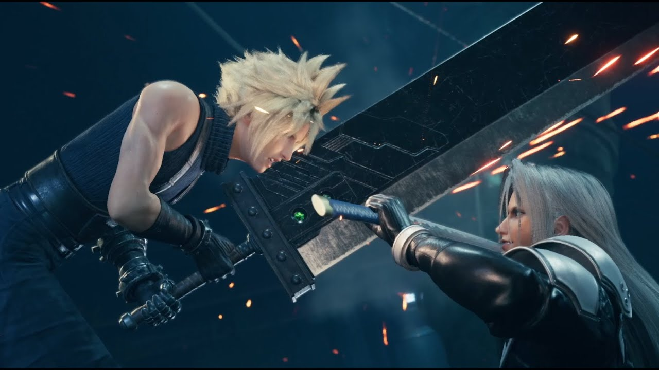 FINAL FANTASY VII REMAKE Theme Song Trailer | PS4