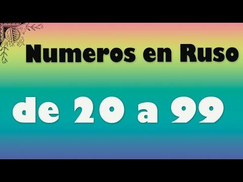 ¿como-contar-del-20-al-99?-/-números-en-ruso