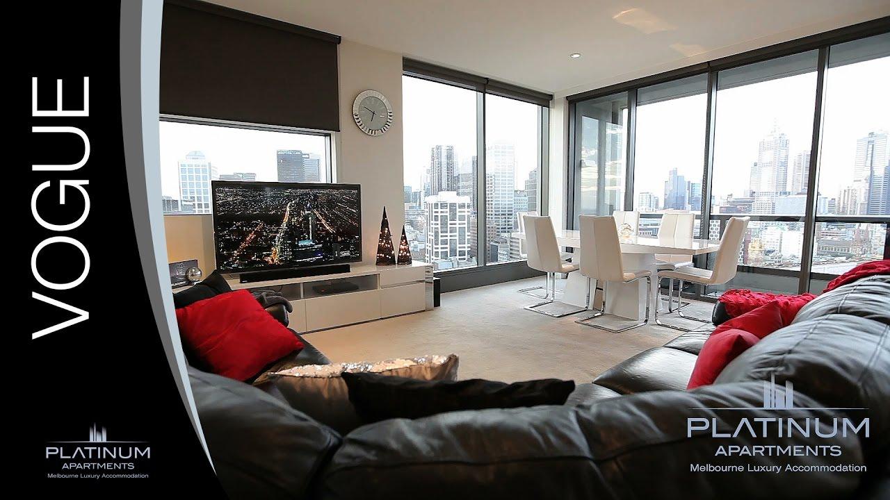 Vogue Luxury Melbourne Short Stay Accommodation Platinum Apartments