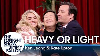 Download Heavy or LightwithKen Jeong and Kate Upton Mp3 and Videos