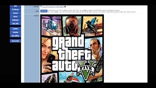How To Download & Install GTA 5 For PC Free Full Version|100% Working||Simple Steps|