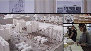 Открытие выставки студенческих проектов «МАРШоу»