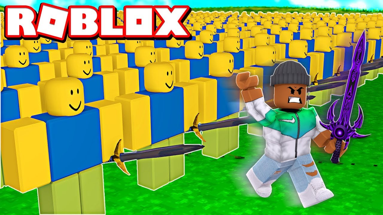 MAKING MY OWN ROBLOX ARMY!!