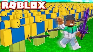 MAKING MY OWN ROBLOX ARMY!! | Roblox Army Control Simulator