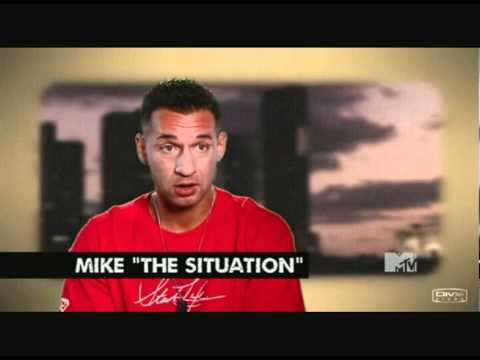 who is mike from jersey shore dating 2013