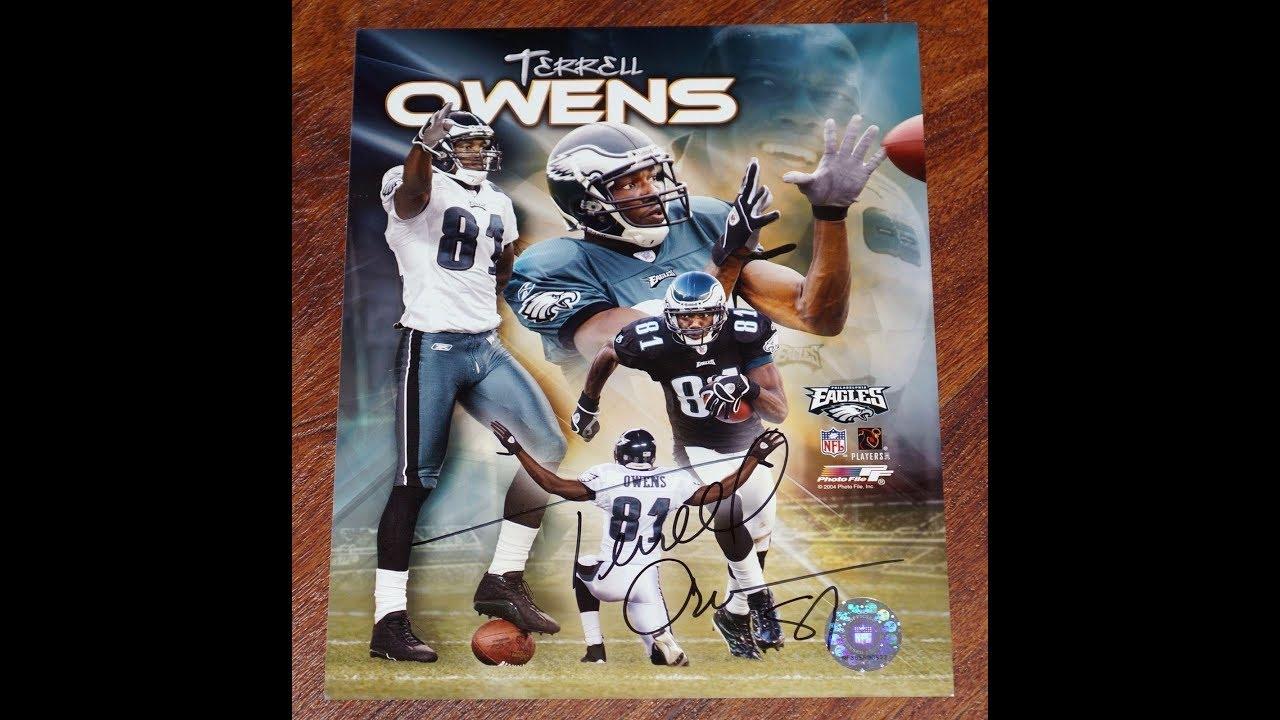 watch e8c60 e5a4e Terrell Owens - Philadelphia Eagles Highlights (pt. 1)