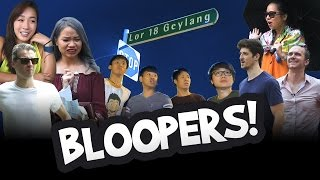 Bloopers: Things Foreigners Say In Singapore