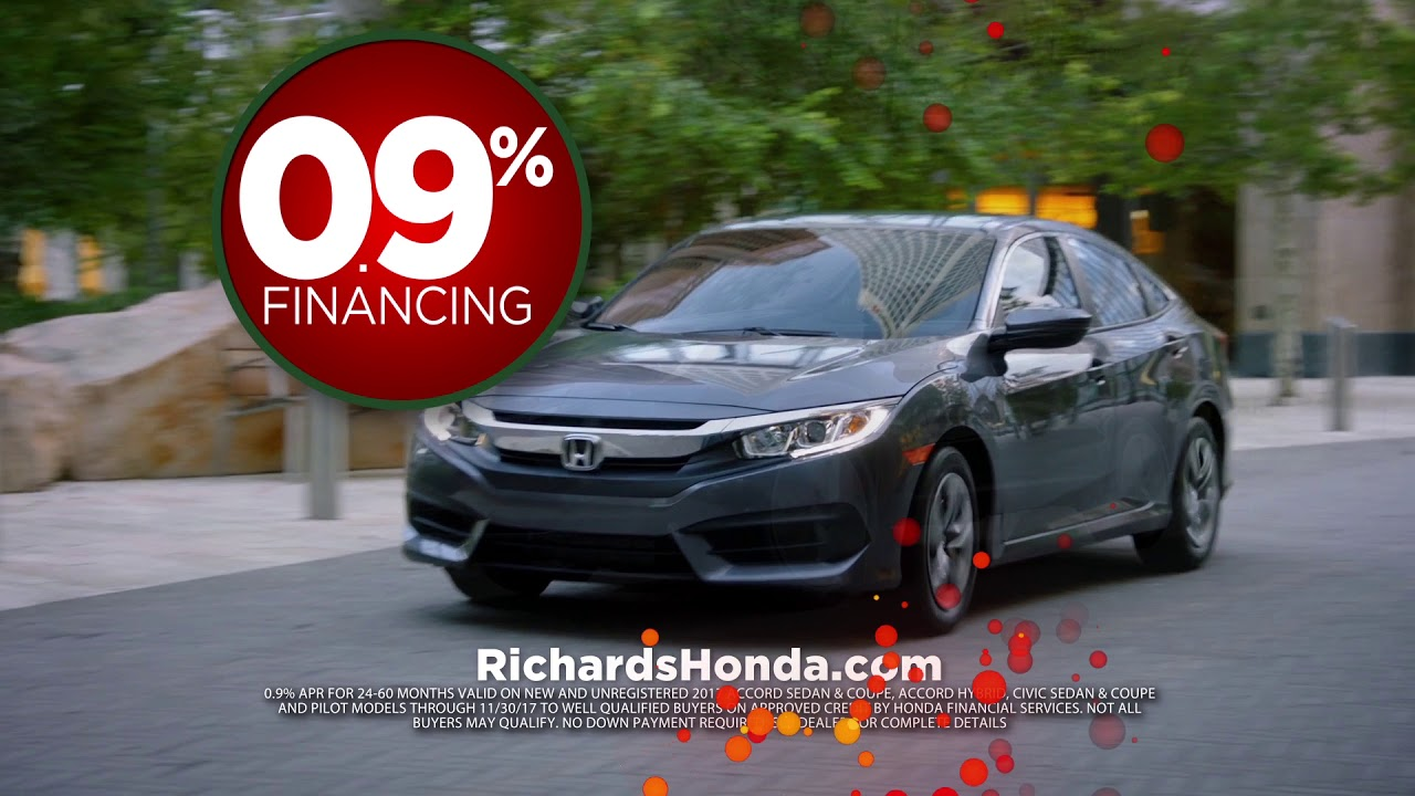 Perfect Happy Honda Days Sales Event At Richards Honda In Baton Rouge