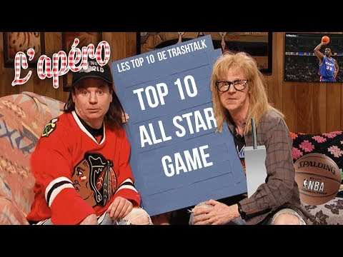 Top 10 Moments du All-Star Game All-Time