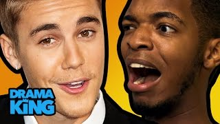 JUSTIN BIEBER KIDNAPPED MY FRIEND! Ft. iJustine & Erin Robinson – DRAMA KING Ep. 4