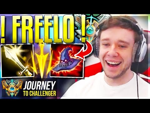 WHY DIDNT I PLAY THIS SOONER?? PROMOS PLZ - Journey To Challenger  League of Legends
