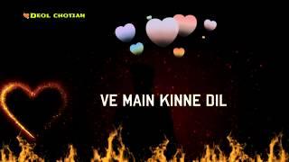 kine-dil-tode-tere-vaste---mani-sekhon-full-new-song-punjabi-stetus