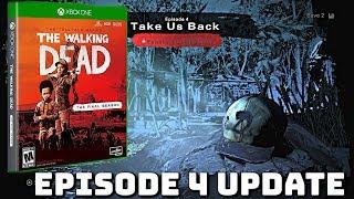 "The Walking Dead:Season 4 Episode 4 ""Take us Back"" News - The Final Season"