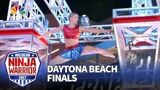 Watch Jessie Graff's run from the Daytona Beach City Finals. » Subs...